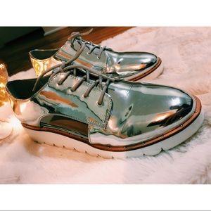 Aldo Shoes | Aldo Rerranna Wedge Oxford